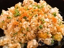 Рецепта Наси кебули - пиле с ориз и ананас